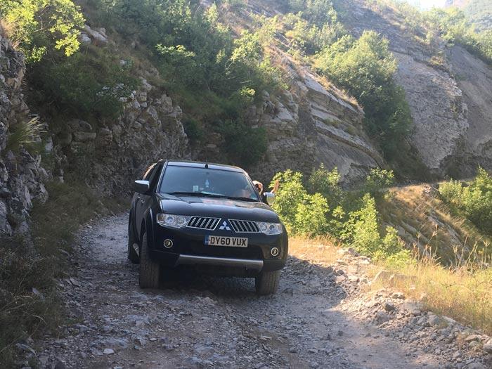 Great Balkan Ride Rally Albani Thethi