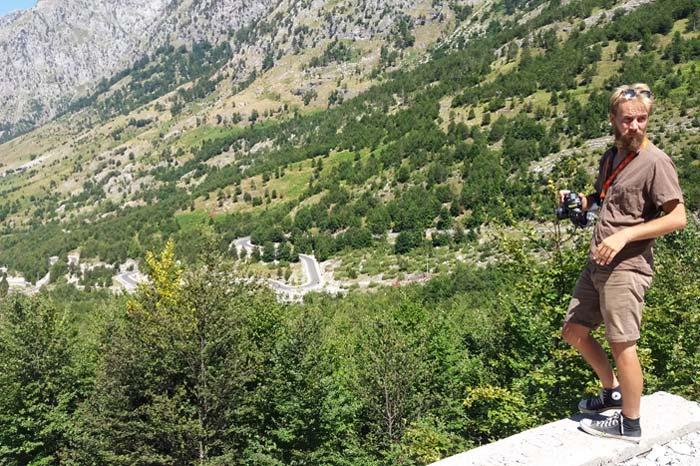 Great Balkan Ride Rally Thethi