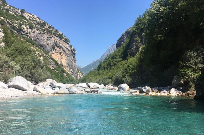Great Balkan Ride Rally Albania Thehti