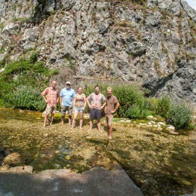 Great Balkan Ride Rally Montenegro Nevidio Canyon