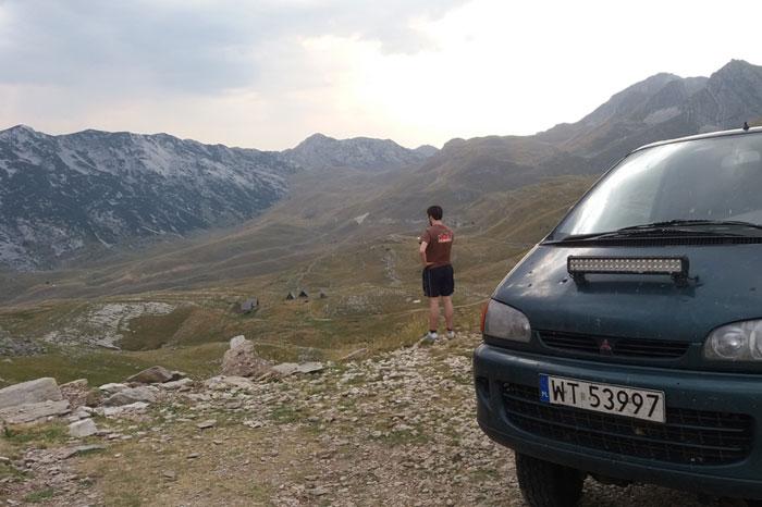 Great Balkan Ride Rally Montenegro